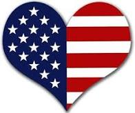 Americans' One Heart!