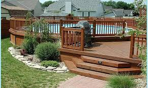 Above Ground Pool Safety Fencing House Plans 168444