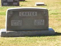 Jessie Adeline Eyler Carter (1882-1973) - Find A Grave Memorial