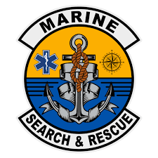 Marine Search Rescue Decal The Emergency Mall
