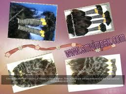 indian bulk human hair exporter