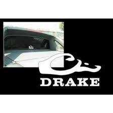 Drake Window Decal Dw80220 Presleys Outdoors