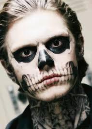 american horror story tate makeup