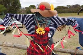 humble scarecrow could be out of job as