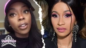 cardi b slams makeup artist mua