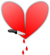 broken heart png hd png mart
