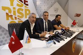 Kayseri Deniz Postası - Samet Aybaba imzayı attı