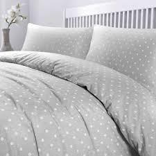 nimsay home fil a fil white polka dots