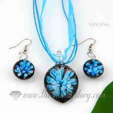 venetian murano glass pendants