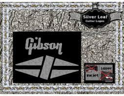 Guitar Decals Restoration Logos Gibson Decals