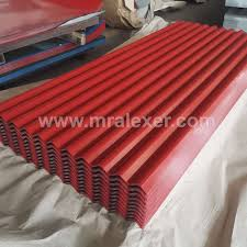 colorbond corrugated steel roof sheet