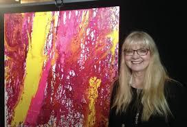 Myra Carter Abstract Artist in Melbourne