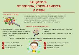 Роспотребнадзор рассказал о мерах профилактики коронавируса ...