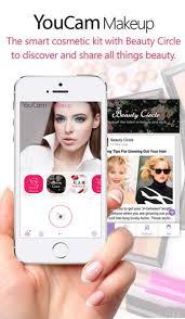 youcam makeup para iphone descargar