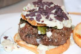 bobby flay s santa fe burger with a twist