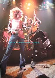 Amazon.com : Robert Plant and Jimmy Page playing live POSTER 14.5 x 21 Led  Zeppelin era higher qual (sent FROM USA in PVC pipe) : Everything Else