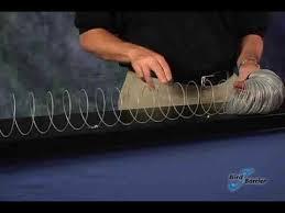 installing bird barrier bird coil you