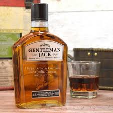gentleman jack whisky gifts