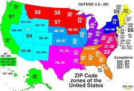 List of ZIP Code prefixes - Simple ...