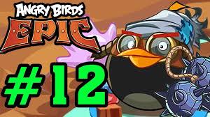 ANGRY BIRDS EPIC - CHIM ĐIÊN NỔI GIẬN - CHIẾC MŨ MỚI CỦA HOÀNG ĐẾ ...