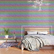 light pastel ombre shaded rainbow