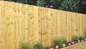 Wood Fence Tips Installing Posts Rails And Pickets