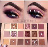 easy steps pink eye makeup tutorial