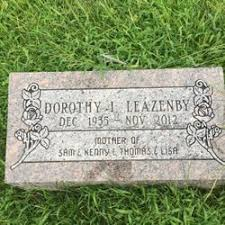 Dorothy Imogene Smith Leazenby (1935-2012) - Find A Grave Memorial