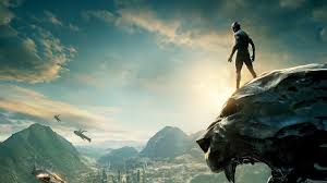 wallpaper black panther 2018 hd 4k