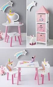 I Need This Whole Collection Of Unicorn Furniture For My Little One Unicorn Bedroom Decor Kid Room Decor Unicorn Room Decor