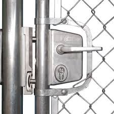 Locinox Tension Bar Clh La For Keyed Locks For Chain Link Fences Tmhardware Com