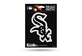 Chicago White Sox Window Decal Sticker Officially Licensed Mlb Custom Sticker Shop