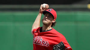 Aaron Nola scratched from start with flu, expected to start for ...