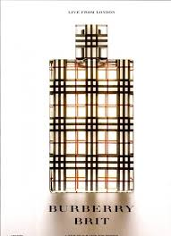 burberry brit perfume review