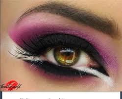 unique eye makeup ideas by georgette