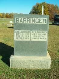 Mary Adeline Walker Barringer (1838-1919) - Find A Grave Memorial