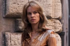 Photos Of The Real Abigail Harris Getty Vs. Hilary Swank In 'Trust ...