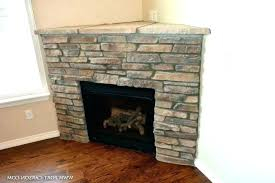 gas fireplace stone surround vietdex info