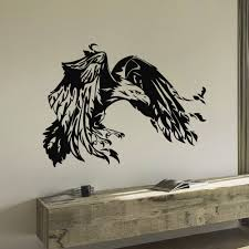 Shop Soaring Eagle Vinyl Wall Art Decal Sticker Free Shipping On Orders Over 45 Overstock 11180344