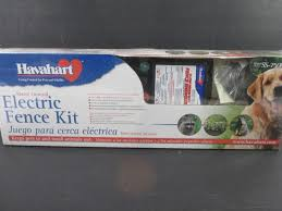 Havahart Electric Fence Kit Shopgoodwill Com