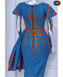 Pin by Ada Jacobs on Fashion in 2020 | Latest african fashion dresses,  African clothing styles, African print fashion dresses