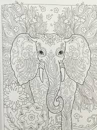 Amazon Com The Art Of Marjorie Sarnat Elegant Elephants Adult