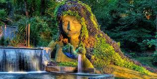 atlanta botanical garden earth dess
