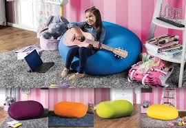 Pebble Bean Bag Kids Furniture In Los Angeles
