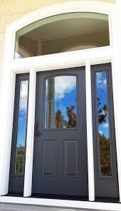 new fiberglass door system enhances