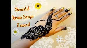 new mehndi design dubai pattern