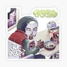 Mf Doom Stickers Redbubble