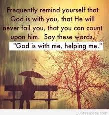 my god quotes