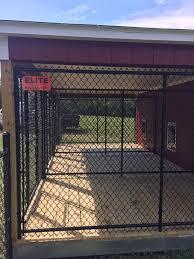 Chain Link Fences Elite Fence Deck