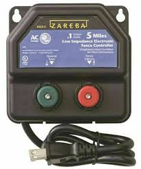 Zareba A5 Ac Powered Electric Fence Controller Up To 5 Miles For Sale Online Ebay